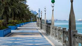 Coronavirus: Deserted streets across UAE as residents heed calls to stay home during sterilisation drive