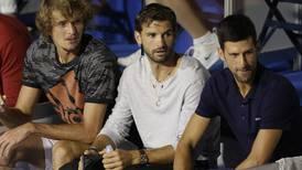 'Reckless': Novak Djokovic faces backlash as Grigor Dimitrov tests positive for coronavirus after Adria Tour