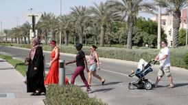 Reckless drivers put Abu Dhabi community on edge