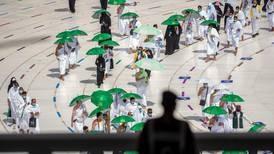 Hajj 2021 latest: Live updates as pilgrims return to Mina before fajr prayers