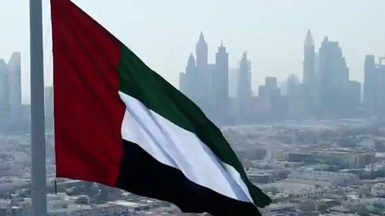 An image that illustrates this article UAE 11th strongest nation brand beating the UK and US