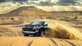 Toyota's 2020 Land Cruiser tears into the UAE – here's a look at the brand new model