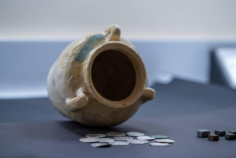 Исламские монеты 1.000-летней давности