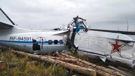 Sixteen dead in skydiver plane crash in Russia