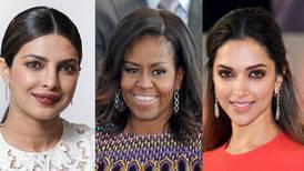 Priyanka Chopra, Michelle Obama and Deepika Padukone among the most admired women in the world, says survey