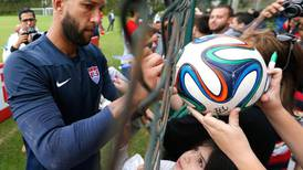 While chasing the American dream, Tim Howard and Clint Dempsey land back in the MLS