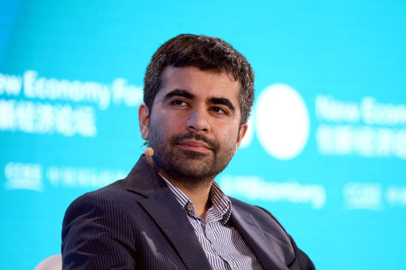 Herman Narula, chief executive officer and co-founder of Improbable Worlds Ltd.. attends a panel discussion at the Bloomberg New Economy Forum in Beijing, China, on Friday, Nov. 22, 2019. The New Economy Forum, organized by Bloomberg Media Group, a division of Bloomberg LP, aims to bring together leaders from public and private sectors to find solutions to the world's greatest challenges. Photographer: Takaaki Iwabu/Bloomberg
