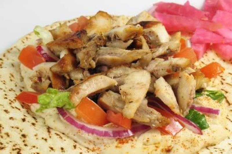 shawarma credit: istockphoto.com