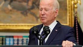 Afghanistan won't derail the Biden presidency
