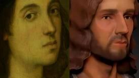 Did Renaissance painter Raphael tweak his nose in famed self-portrait?