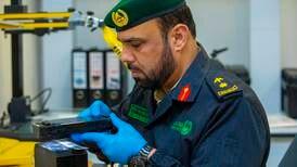 High-tech fingerprint scanner to help solve crimes in Dubai