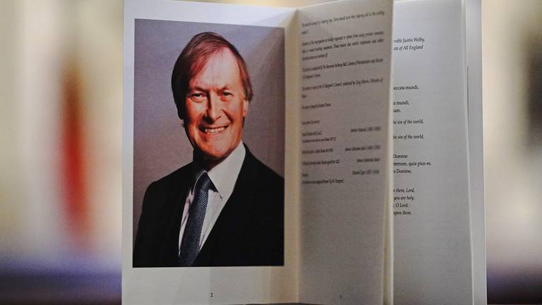An image that illustrates this article Police investigation into killing of David Amess set to unravel self-radicalisation