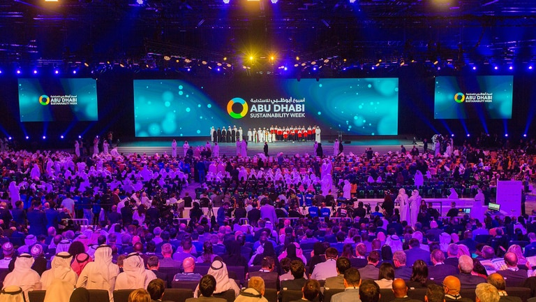An image that illustrates this article Expo 2020 Dubai to host Abu Dhabi Sustainability Week opening