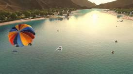 Ruler of Dubai unveils tourism plan for Hatta, including beach and mountain railway