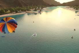 Ruler of Dubai unveils tourism plan for Hatta, including beach and railway
