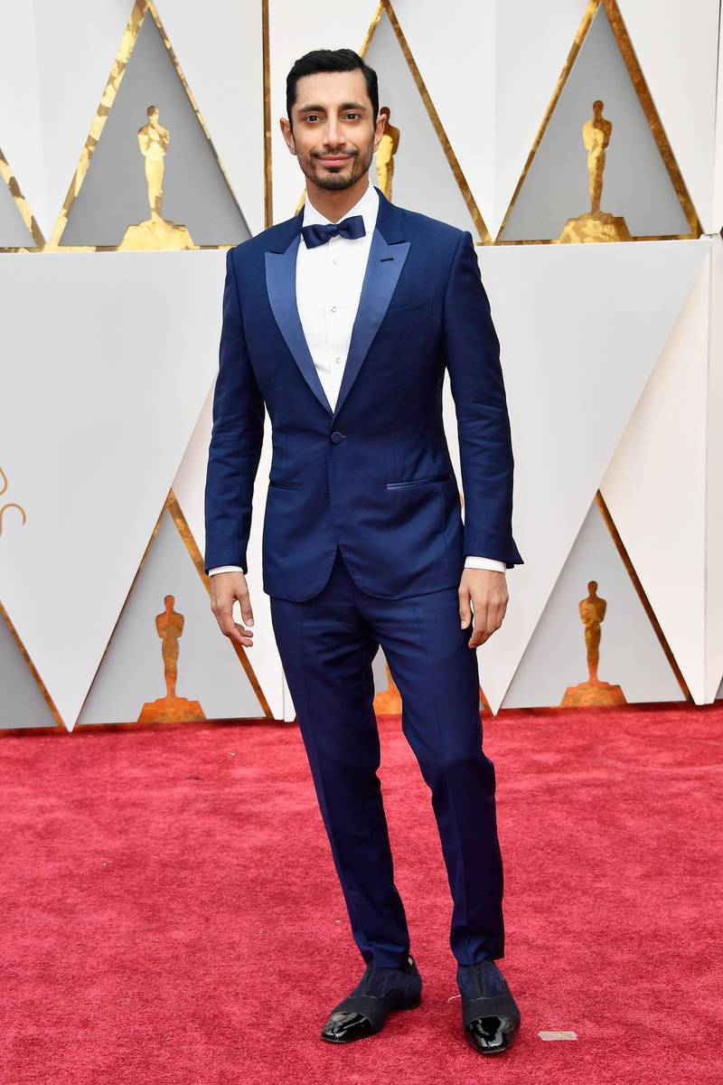 HOLLYWOOD, CA - FEBRUARY 26: Actor Riz Ahmed attends the 89th Annual Academy Awards at Hollywood & Highland Center on February 26, 2017 in Hollywood, California.   Frazer Harrison/Getty Images/AFP