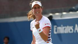 Johanna Konta saves best form for grand slams after reaching US Open last-16