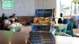 Shake Shack unveils burger secrets in new cookbook