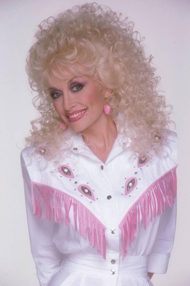 Dolly Parton 1987 © 1987 Mario Casilli