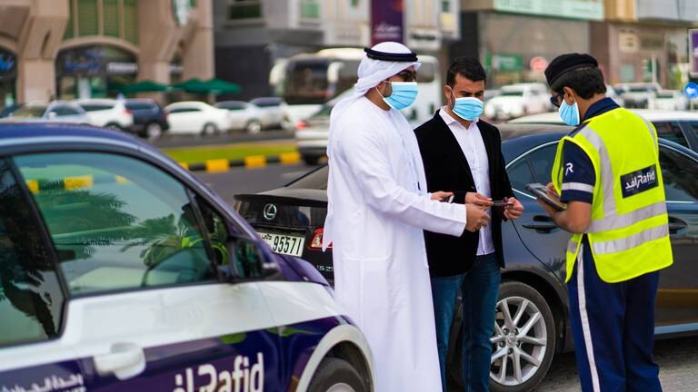 An image that illustrates this article 3,230 minor road accidents in 11 days as Sharjah school run returns