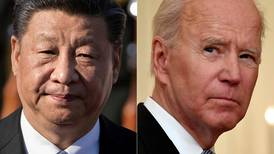 Joe Biden and Xi Jinping discuss need to avoid US-China conflict