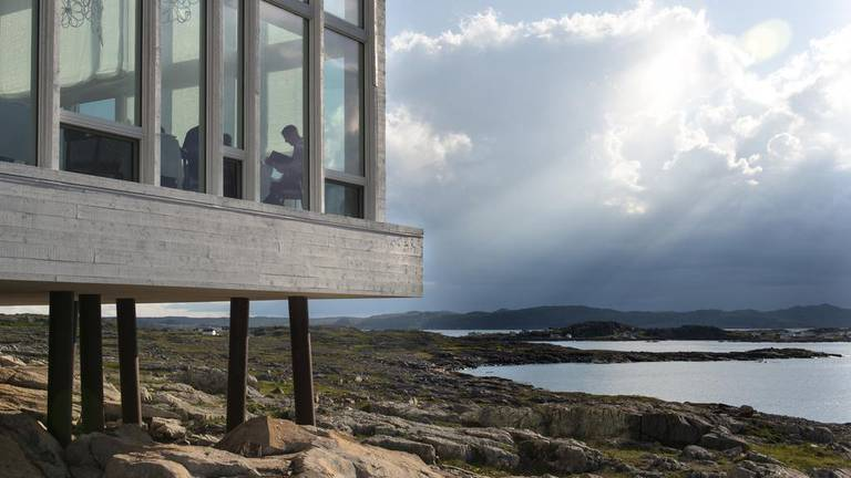 An image that illustrates this article Travel secrets: how community efforts restored far-out Fogo Island on Canada's east coast