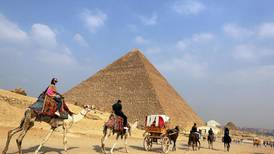 Egyptian tourism workers nervous about new changes to Giza Plateau