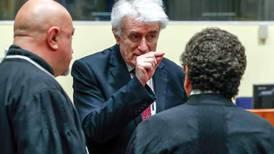 'Butcher of Bosnia' Radovan Karadzic imprisoned on Isle of Wight
