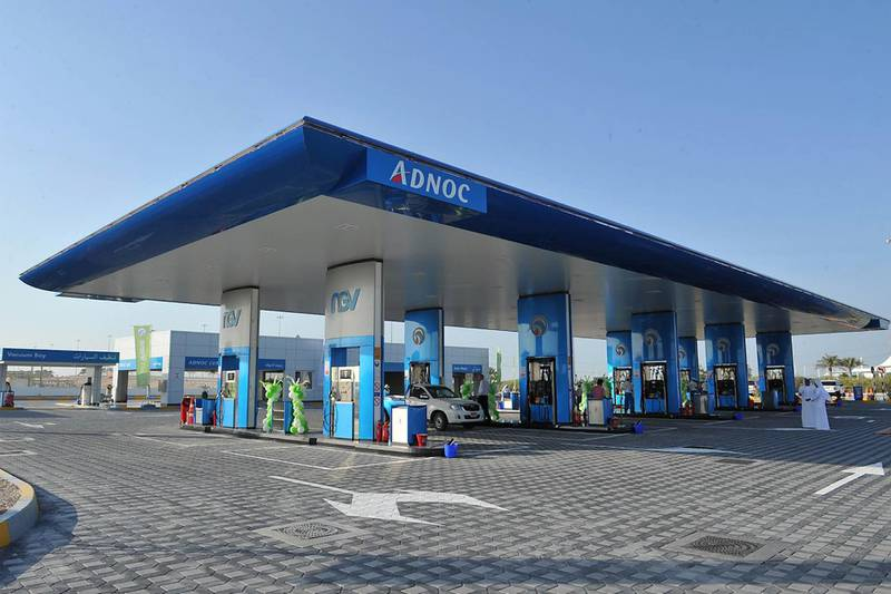 Abu Dhabi, 23 November, 2016: ADNOC Distribution has expanded its presence in Sharjah with the opening of five rebranded service stations as part of the Asset Transfer Agreement signed with ENOC in 2015. The total number of ADNOC service stations in the Emirate of Sharjah is 85. The five new service stations include Wasit-2, Al Rawdha, Al Deyar, Al Salamah and Al Buhaira. Courtesy ADNOC *** Local Caption ***  na24no-ADNOC-Sharjah.jpg