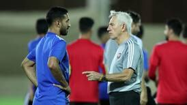 World Cup 2022: belief key for Van Marwijk as UAE prepare for final round of qualification