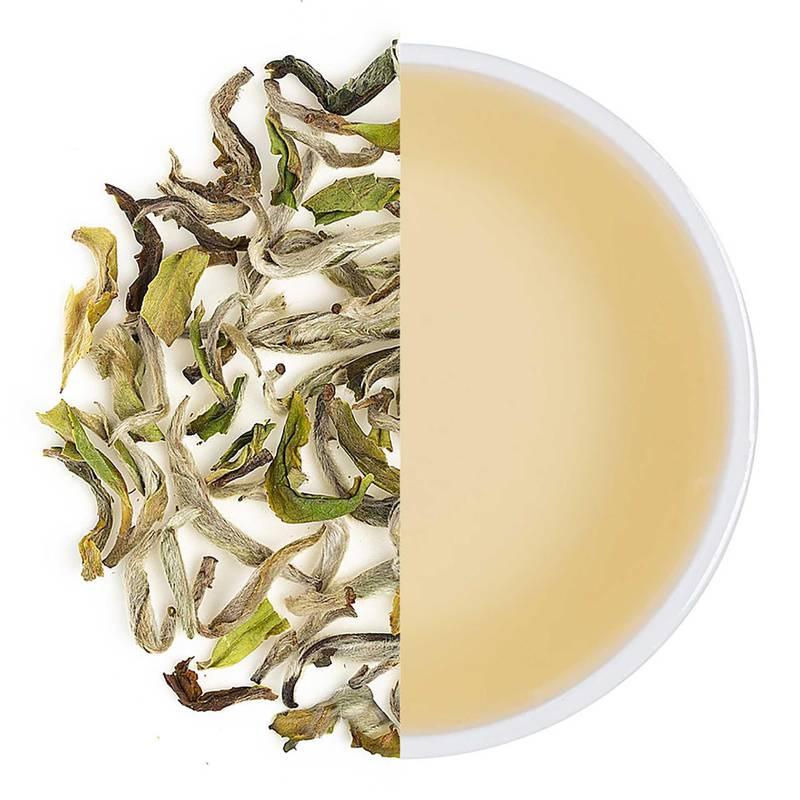 Badamtam Heritage Moonlight Spring White tea.