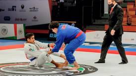 Emirati Faraj Al Awlaqi delighted with Abu Dhabi World Youth Jiu-Jitsu Championship gold
