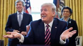 Coronavirus: Trump claims disinfectant comments were 'sarcasm'