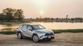 New 2020 hybrid Toyota Highlander arrives in the UAE with a whisper, not a roar