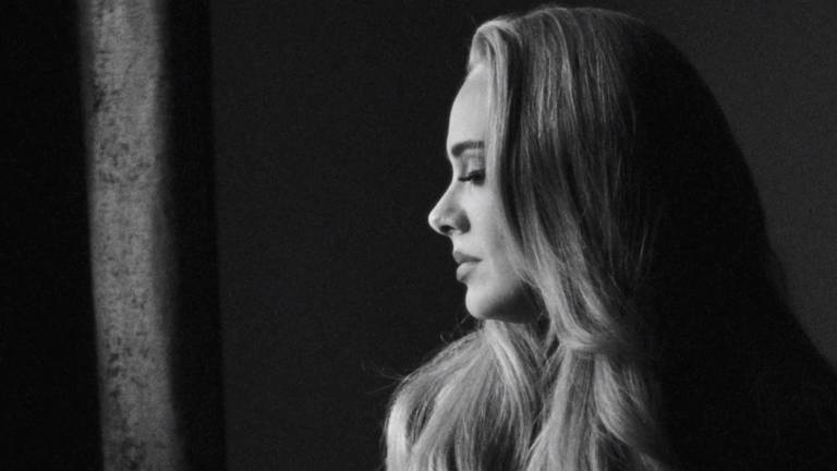 An image that illustrates this article Adele releases music video for 'Easy On Me'