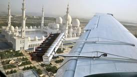 How does cloud-seeding in the UAE work?