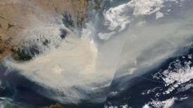 Australia wildfire smoke set to make full circuit of the earth