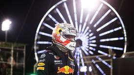 Formula One: Max Verstappen beats Lewis Hamilton to pole at Bahrain Grand Prix
