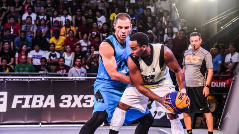 An image that illustrates this article Tokyo Olympic stars head to UAE for return of Abu Dhabi Masters FIBA 3X3 World Tour