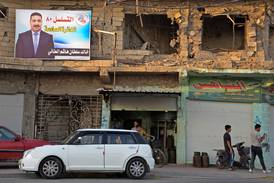 Mosul residents sceptical of election candidates' promises to rebuild city