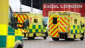 Coronavirus: London mega-hospital mostly empty as UK health service handles demand
