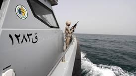 Saudi coalition: Houthi sea mine struck cargo ship in Red Sea