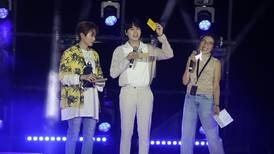 Super Junior's Eunhyuk and Kyuhyun in Dubai: 'It's been a long time since we met our fans'