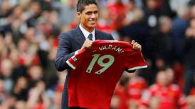 It's time for new signing Raphael Varane to reach his potential at Manchester United