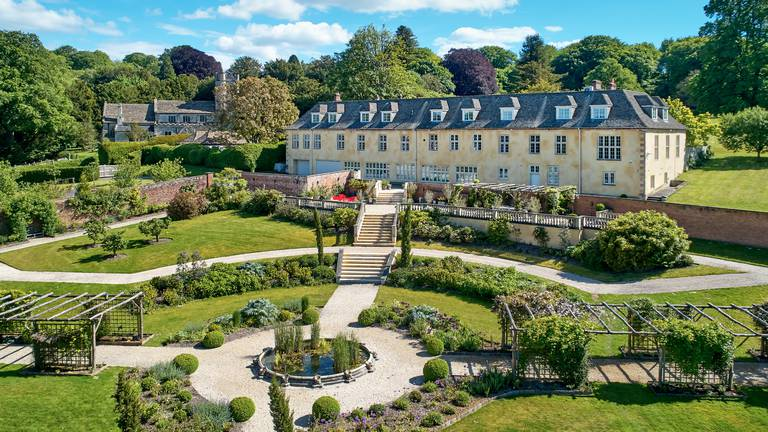An image that illustrates this article Inside Robbie Williams's $9m 'enchanted' English home