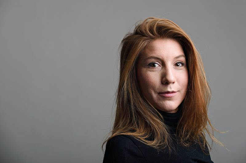 epa06140357 (FILE) Swedish journalist Kim Wall poses for a picture in Sweden on 28 December 2015 (issued 12 August 2017). Swedish journalist Kim Wall  was onboard a private submarine 'UC3 Nautilus' owned by Peter Madsen. The submarine sank on 11 August in the day after being reported missing in the night of 10 August 2017. Media reports on 12 August 21017 state that Peter Madsen has been charged over the death of a Swedish female journalist who had been on board his vessel before it sank.  EPA/TOM WALL MANDATORY BYLINE:  TOM WALL   **Endast för redaktionell användning. Bilden kommer från en extern källa och distribueras i sin ursprungliga form som en service till våra abonnenter** 15delete SWEDEN OUT  EDITORIAL USE ONLY