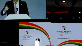 UK makes environmental investor pitch to African leaders