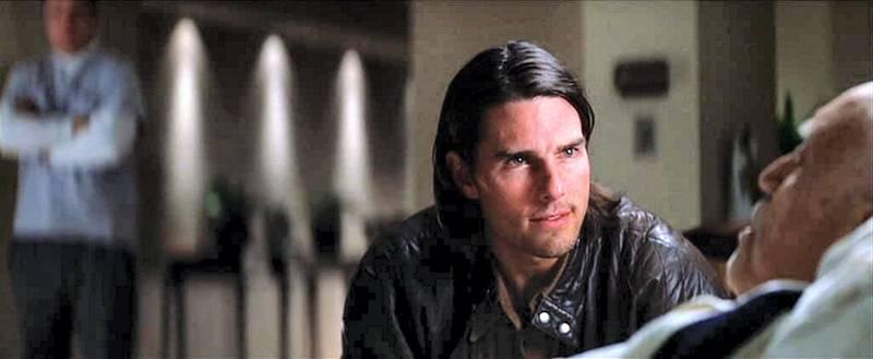 Tom Cruise, Philip Seymour Hoffman, and Jason Robards in Magnolia (1999) IMDb