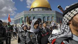 Israeli police clash with Palestinians in Jerusalem