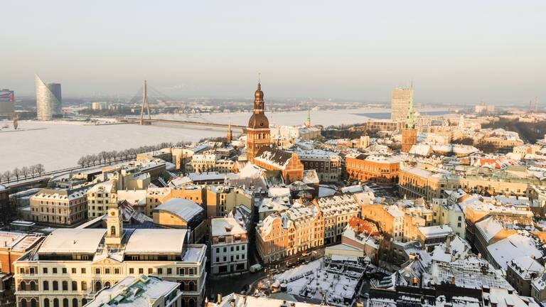 An image that illustrates this article AirBaltic unveils non-stop flights from Latvia to Dubai